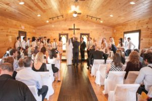 Big Lodge Wedding Venue Pigeon Forge Tennessee
